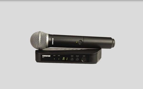 1. Mic Wireless Shure BLX-R