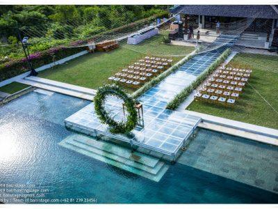 bali wedding venue at The Surga
